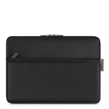 F7P352btC00 Belkin Pocket Sleeve with Storage Pocket for Microsoft Surface 12 Inch - Blacktop