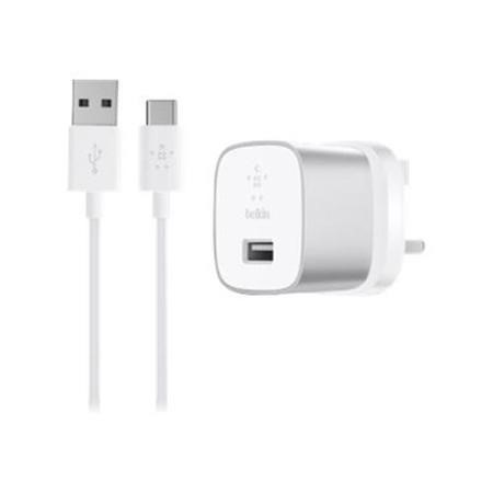 Belkin Quick Charge 3.0 Home Charger and 1.2M USB-C Cable
