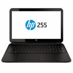GRADE A1 - As new but box opened - HP 255 G2 Quad Core 4GB 500GB 15.6 inch Windows 8.1 Laptop in Black