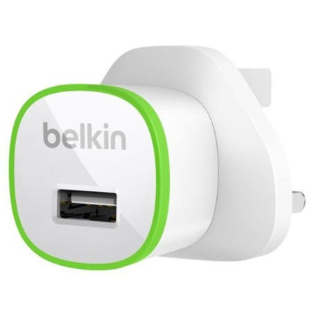 Belkin Micro Wall Charger with charge and cable 1 Amp for Apple iPhone 5