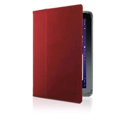 "Belkin Folio Case with Stand for Samsung Galaxy Tab 7"" - Red"