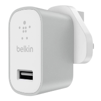 Belkin Premium MixIt Mains Charger - Silver