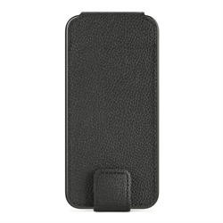 Belkin PU Leather Snap Folio With Magnetic Closure System for Apple iPhone 5 in Black