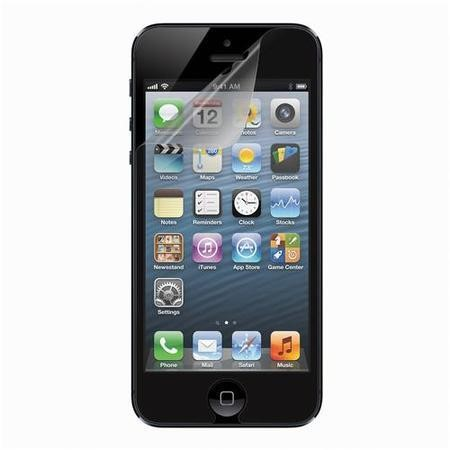 Belkin Screen Protector Overlay 2 Pack for iPhone 5 in Anti-Smudge
