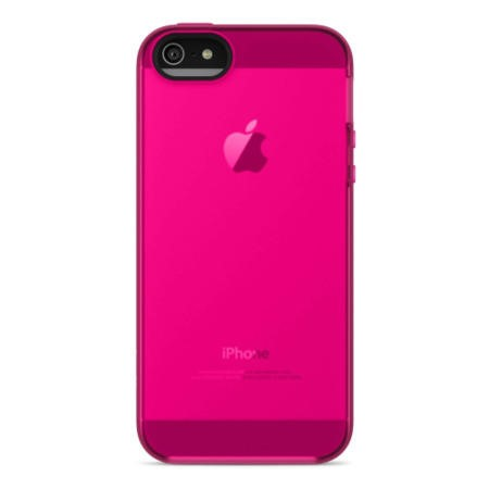 Belkin iPhone 5 Translucent Ultra Thin Case in Sorbet Pink