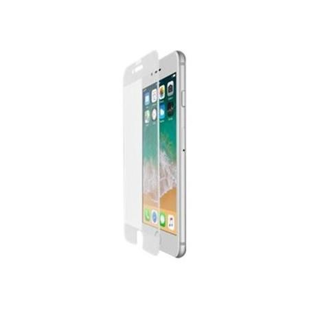 F8W855ZZWHT Belkin iPhone 7+/8+ Screen Force Tempered Curve Screen Protector - White