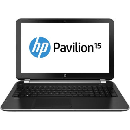 GRADE A1 - As new but box opened - HP Pavilion 15-n261sa Quad Core 6GB 750GB Windows 8.1 Laptop