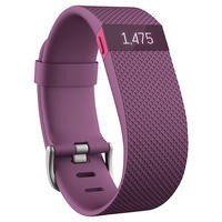 Fitbit Charge HR Plum - Small