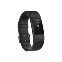 FitBit Charge 2 Activity Tracker Gunmetal Special Edition - Small