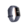 FitBit Charge 3 Blue Grey/Rose-Gold Aluminum