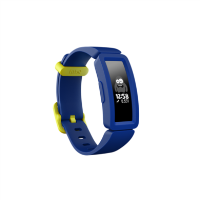 FitBit Ace 2 Night Sky/Neon Yellow Clasp