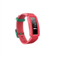 FitBit Ace 2 Watermelon/Teal Clasp