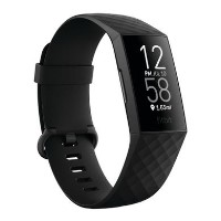 FitBit Charge 4 Fitness Tracker - Black