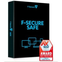 F-Secure SAFE  1year 3 devices Protect your PC/MAC/Smartphone/Tablet