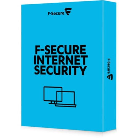 F-Secure OEM Internet Security 2016 1 Year/1 PC
