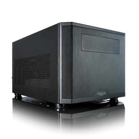 Fractal Design Core 500 Mini-ITX Cube Case in Black