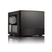 GRADE A1 - Fractal Design Node 804 Mini Tower PC Case in Black