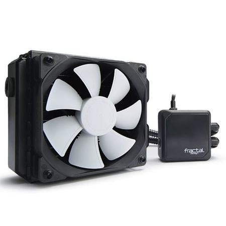 Fractal Design Kelvin T12 Water Cooling Unit Black