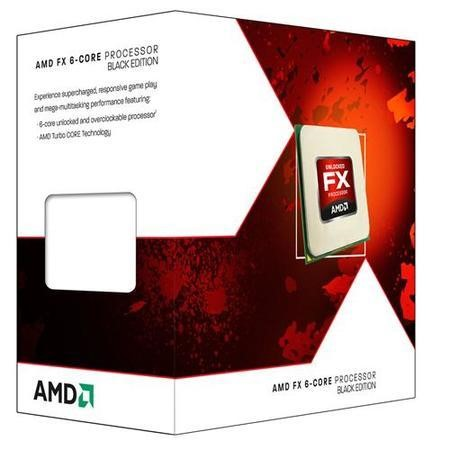 FD6300WMHKBOX AMD FX 6300 Black Edition 6-Core 3.5GHz Desktop Processor