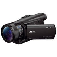 Sony FDR-AX100E 4K HD Camcorder 12xZoom FHD MS/SD/SDHC/SDXC WiFi