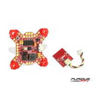 FuriousFPV Fortini F4 32Khz OSD Rev 3 Flight Controller