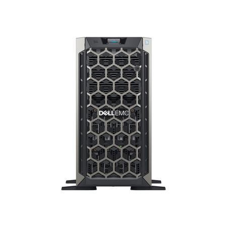 Dell EMC PowerEdge T340 Xeon E-2124 - 3.3 GHz 8GB 1TB - Tower Server