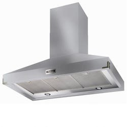 Falcon FHDSE1092SSC 90880 1092 SuperExtract 110cm Chimney Cooker Hood Stainless Steel And Chrome