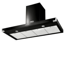 Falcon FHDSF1100BLC 92930 Super Flat 110cm Chimney Cooker Hood Black And Chrome