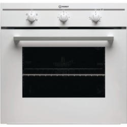 Indesit FIM21KBWH Conventional Electric Built In Single Oven in White