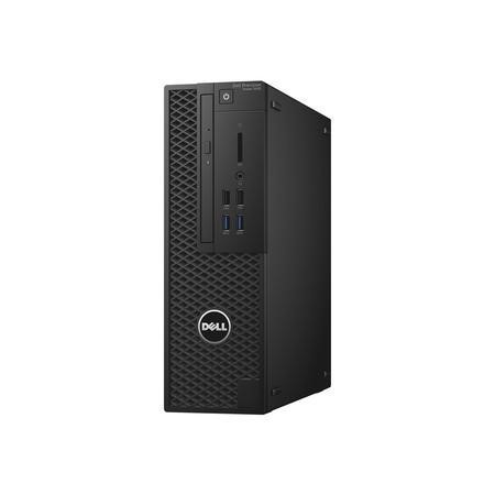 FJ8WP Dell Precision T3420 Core i7-6700 8GB 1TB DVD-RW Windows 10 Professional Desktop