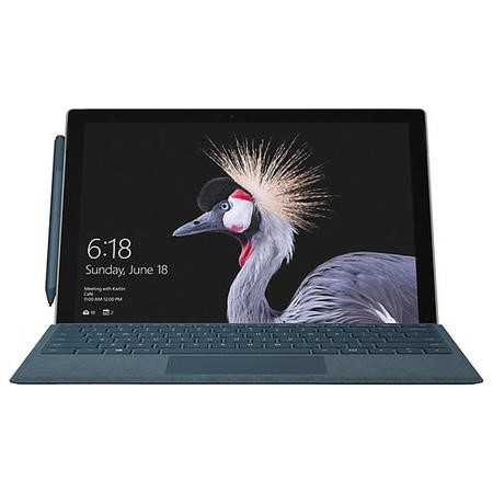 FJS-00002 New Microsoft Surface Pro Core m3-7Y30 4GB 128GB SSD 12.3 Inch Windows 10 Pro Tablet