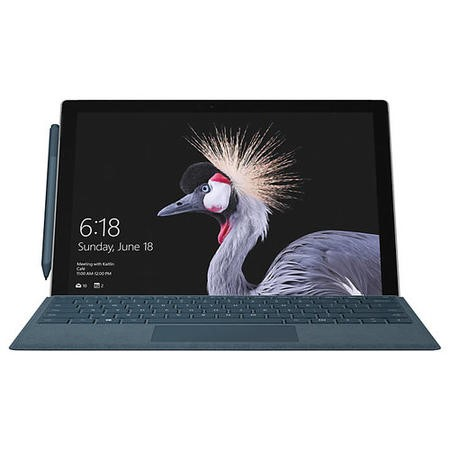 New Microsoft Surface Pro Core i7-7660U 8GB 256GB SSD 12.3 Inch Windows 10 Pro Tablet