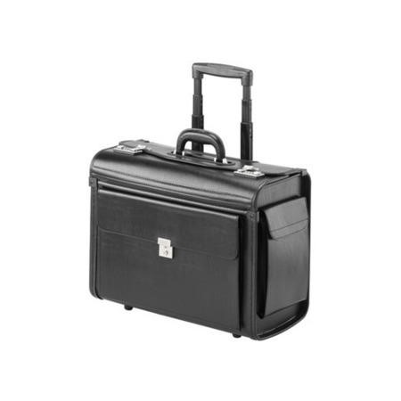 "Falcon 17"" Laptop Pilot Trolley Case"