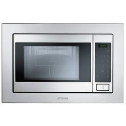 Smeg FME20TC3 Built-in 850W Touch Control Microwave Oven with Grill