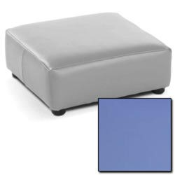 Just4Kidz Childrens Milan Footstool in Sea Blue