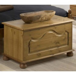 Steens Richmond Pine Blanket Box