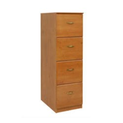 Teknik Office Maison Fine 4 Drawer Filing Cabinet