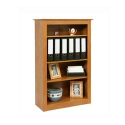 Teknik Office Maison Fine 4 Shelf Bookcase