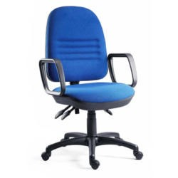 Teknik Office Capri Extra Large Operators Chair - red