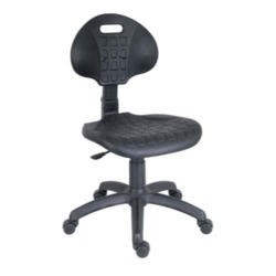 Teknik Office Lewis Industrial Operators Chair with Hinged Tilt Backrest