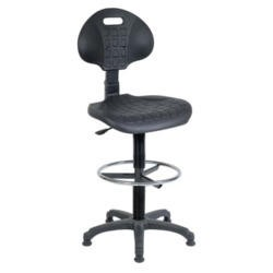 Teknik Office Lewis Industrial Deluxe Draughtsman Chair
