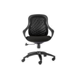 Alphason Designs Croft Mesh Back Executive Chair in Black