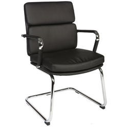 Teknik Office Miller Black Visitors Chair