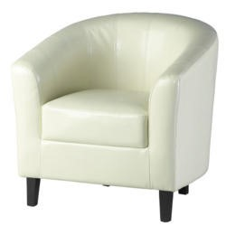 Seconique Tempo Tub Chair in Cream