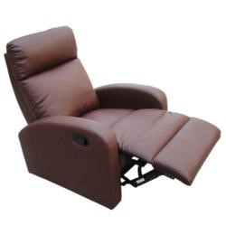 LPD Dallas Recliner Armchair in Brown