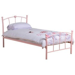 Seconique Caitlin Girls Bed in Pink