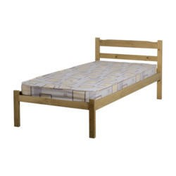 Seconique Panama Solid Pine Single Bed