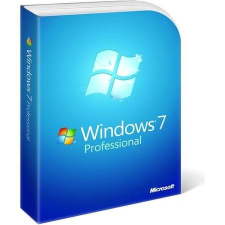 Microsoft Windows 7 Professional 32-bit  Service Pack 1 Single Pack OEM DVD LCP