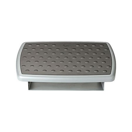 3M Adjustable Foot Rest - Charcoal Grey