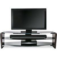 Alphason FRN1400/3-W Francium 1400 Walnut TV Stand